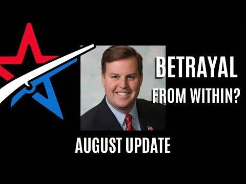 August Activist Update