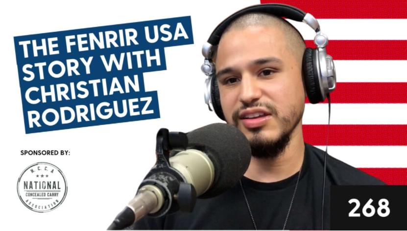 GOR Christian Rodriguez
