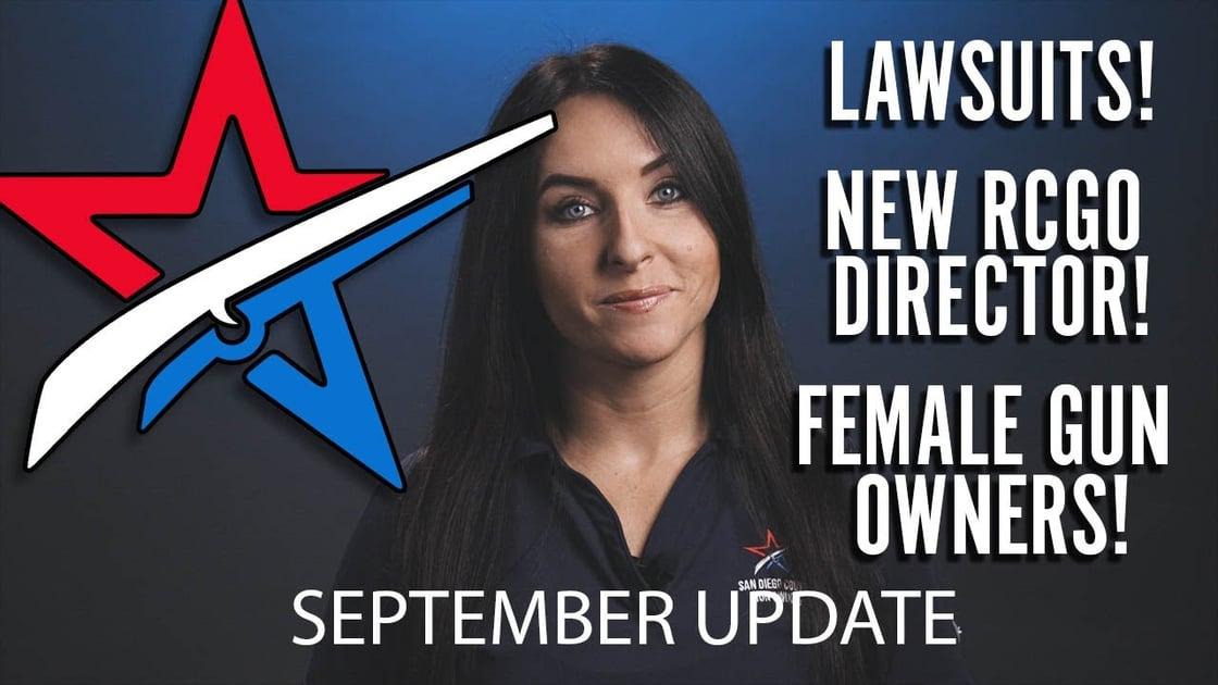 September activist update